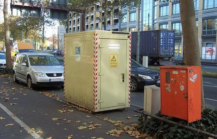 Luftverschmutzung Köln