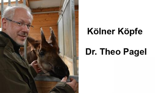 Dr. Theo Pagel. Foto: Kölner Zoo